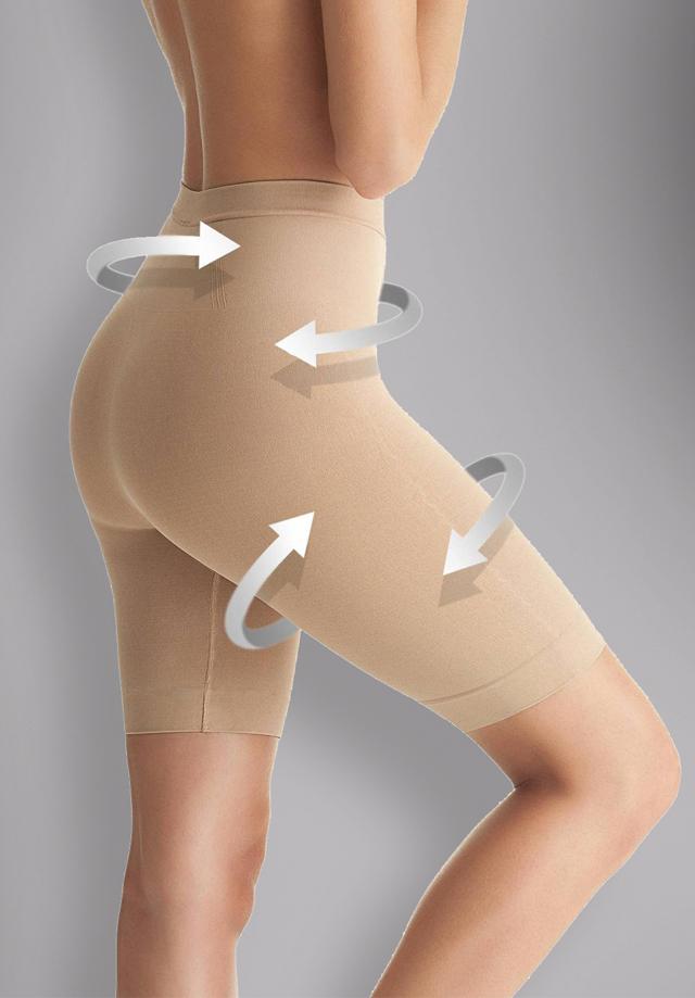 Anti-Cellulite Shapewear - Niedriger Bund