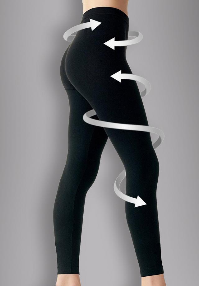 Anti-Cellulite Shapewear - Slimming Leggings